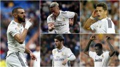 Какво се случи с последните централни нападатели, които Реал Мадрид привлече...