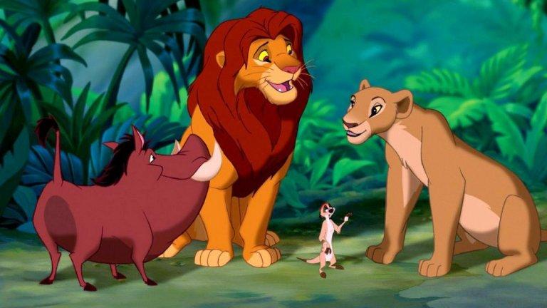 """""""Цар Лъв"""" на Disney е една от най-красивите анимации и поглед към Африка такава, каквато искаме да я познаваме. Историята на лъвчето Симба и неговият път към зрелостта е истински урок по любов и смелост, който е подходящ далече не само за деца. Хакуна матата, приятели!"""