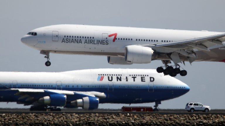 След втори инцидент с двигател на Boeing 777