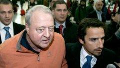 Около бъдещето на италианския гранд Рома при новия собственик Томас ди Бенедето все още витаят много въпросителни