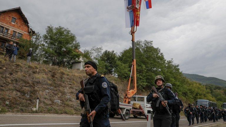 Местни и външни политически сили експлоатират национализма и създават кризисни ситуации