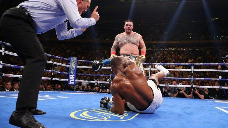 Анди Руис вече е най-успешният мексикански боксьор в тежка категория