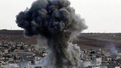 Погледнете картата на разпарчетосана Сирия и ще видите противоположни коалиции и съюзи