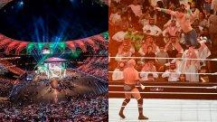 WWE направи звездно събитие в Саудитска Арабия