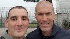 Една забавна история за треньора на Реал Мадрид