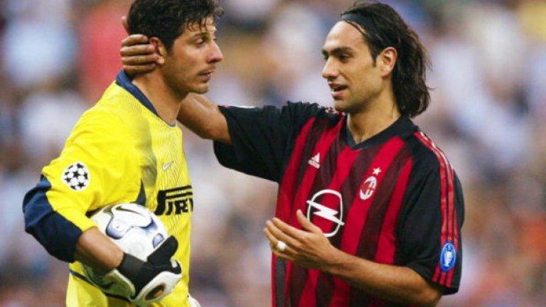 7. Алесандро Неста (2002-2012, 10 гола в 326 мача)