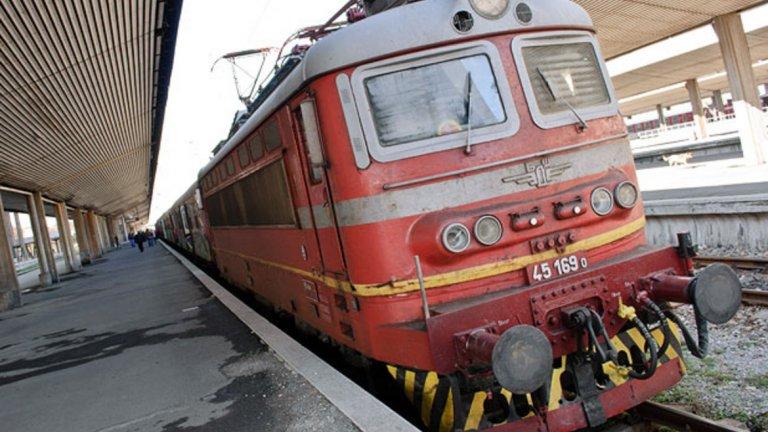 Нападение с нож в нощния влак София - Бургас