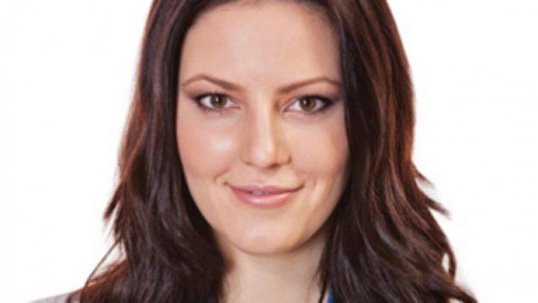 Ива Йорданова беше назначена на поста миналата седмица
