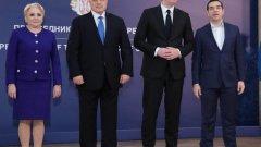 Четирите държави ще кандидатстват заедно и за домакинство на Европейското първенство по волейбол 2021 г.