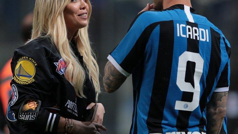 Ако трансферът се провали и Икарди остане в Интер, то няма да е с №9 на гърба а с №7, тъй като деветката бе взета от новото попълнение Ромелу Лукаку.