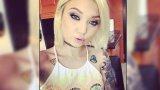 Смъртта ѝ идва след седмици на онлайн тормоз срещу нея заради гола снимка на фона на графит с Джордж Флойд