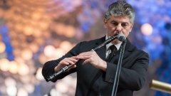 Теодосий Спасов: Успешният музикант е щастливият музикант