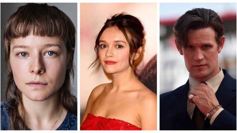 Мат Смит, Оливия Кук и Ема Дарси ще поемат три от най-ключовите роли в сериала