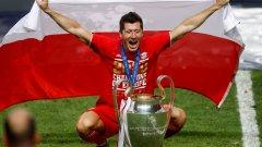 Лева надви Меси и Роналдо и стана играч номер 1 на ФИФА
