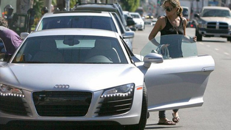 Лорън Конрад предпочита Audi R8