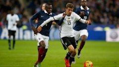 """Франция победи в контролата на """"черния"""" петък 13-и през ноември и сега се готви за нов домакински успех"""