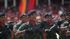 Войниците са стреляли срещу местни цивилни, опитващи се да прекарат хуманитарна помощ в страната