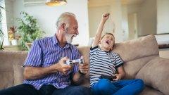 Все повече хора в Щатите отделят допълнително време за видеоигри