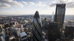 Идва ли краят на града като световен финансов център?