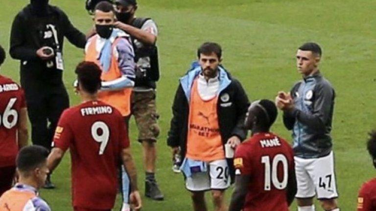 Звезда на Манчестър Сити е пред трансфер в Барселона