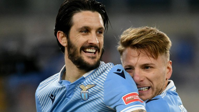 Лацио съсипа Рома в дербито