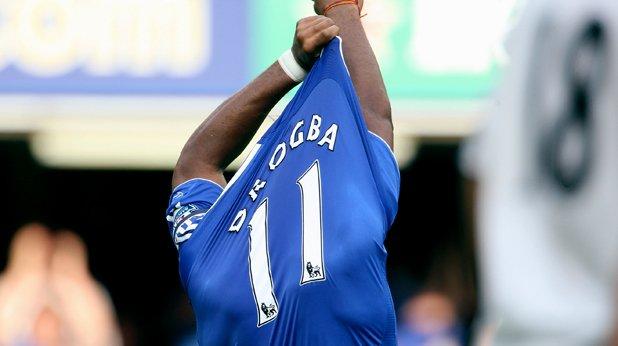 Дидие Дрогба (Челси) Легендата на Челси се завърна в клуба през лятото и въпреки че Жозе Моуриньо не го смята за основен играч, Дидие успя да вкара на Манчестър Юнайтед и Тотнъм. Предполага се, че Дрогба ще прекрати кариерата си през лятото и ще влезе в треньорския щаб на Моуриньо.