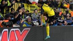Хакими вкара два гола и в гостуването на Славия Прага, а сега се разписа два пъти срещу Интер