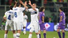 Въпреки скандалите около клуба, футболистите на Интер си осигуриха участие във финала за купата на Италия