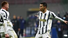 """Роналдо поведе Ювентус към обрат на """"Меаца"""""""