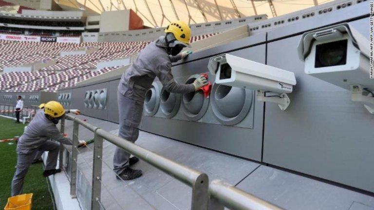 В Катар възлагат огромни надежди на технологията, която ще се използва по време на Световното първенство през 2022-ра.