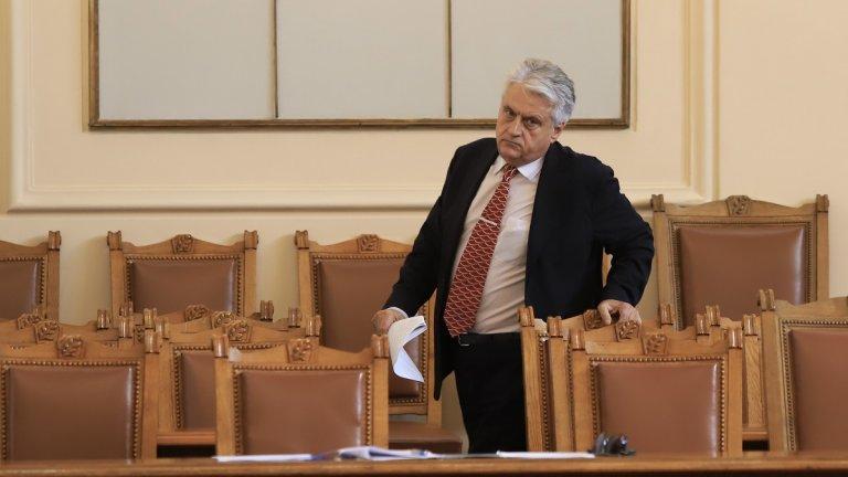 Рашков: Няма наказания срещу полицейското насилие