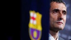 С няколко важни решения Валверде промени стила на Барса и отборът получи нужния прилив на свежест. А трофеите в края на сезона изглеждат гарантирани