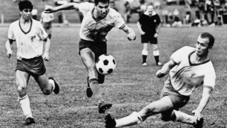 Бергер спира с футбола още на 26 г. заради тежка травма