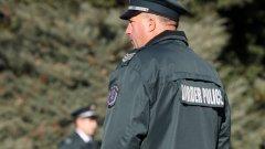 """Девет служители на Гранична полиция са задържани до момента след специализираната акция на """"Капитан Андреево""""."""