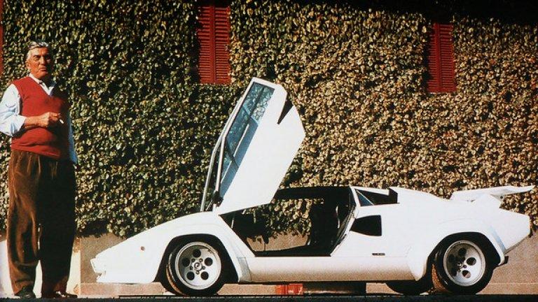 Всички собственици след Феручо редовно се консултират с него за развитието на Lamborghini