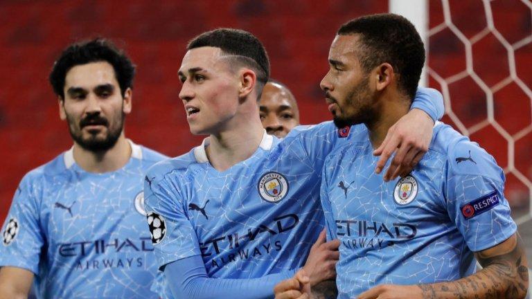 Чистката в Сити: Пеп може да се раздели с играчи за почти един отбор