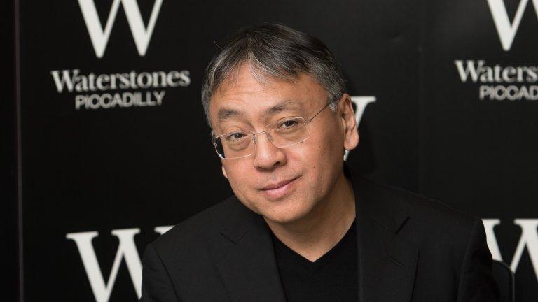 Сър Кадзуо Ишигуро предупреждава за новата реална опасност за младите писатели