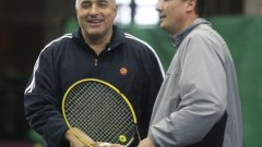 Борисов и Пенев са печелили три пъти турнира на двойки за популярни хора у нас.