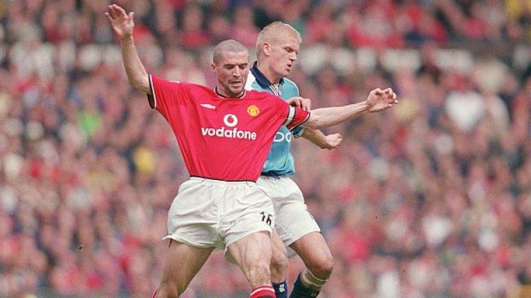 Рой Кийн – от Нотингам Форест в Блекбърн – 1993 г. Според историята, Кийн е бил на крачка от трансфер в Блекбърн, докато не се е намесил сър Алекс Фъргюсън. Шотландецът поканил Кийн в дома си, където го убедил да подпише с Манчестър Юнайтед по време на игра на снукър.