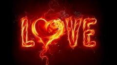 Огън от любов