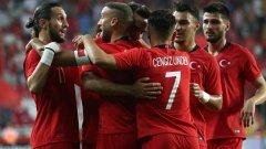 Турция игра много подредено и обезличи звездите на Франция, а в атака можеше да отбележи и още голове