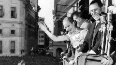 20 години след смъртта си Ева Перон не намира покой