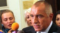 Борисов: Първанов нарушава Конституцията. А тия да си ги вземе всичките, те са ЮЯ