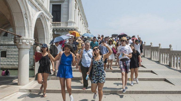 Туризмът на Стария континент има жестока нужда от промяна