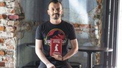 Живко Петров за пътя на корицата от художника до читателя