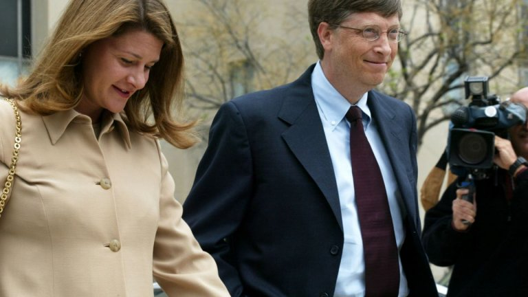 """""""Не вярваме, че повече може да израснем като двойка в новия етап от живота ни"""", пишат семейство Гейтс в Twitter"""