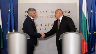 """Кабинетът """"Борисов 3"""" предаде властта на служебното правителство"""