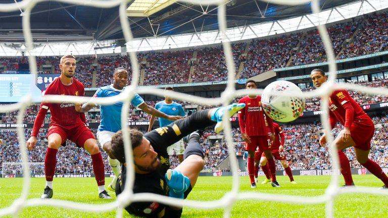 Още с първия си мач за сезона, Сити и Ливърпул загатнаха, че няма кой в Англия да ги догони