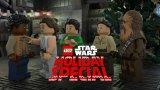 LEGO и Lucasfilm са изработили една забавна мешавица за верните фенове на поредицата