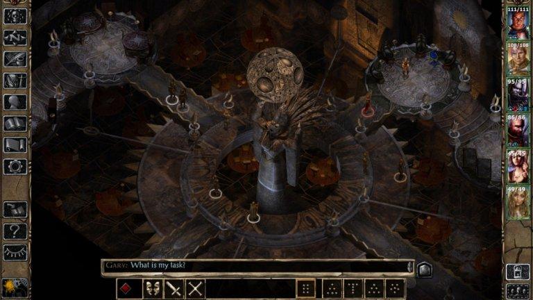 Baldur's Gate II: Enhanced Edition Статус: излязла през 2013 г.  Докато чакаме Baldur's Gate III, можете да си припомните класиката отпреди 20 години. През 2013 г. втората част на RPG-то се сдоби със своя подобрена версия, която позволи да преминем през богатаta ѝ история, но на широк екран, а освен това съдържаше и ново съдържание.  Играта включва както оригиналната Baldur's Gate II: Shadows of Amn, така и нейното разширение Baldur's Gate II: Throne of Bhaal. Всичко това с подобрена версия на Infinity Engine, за да е преживяването по-приятно за окото.